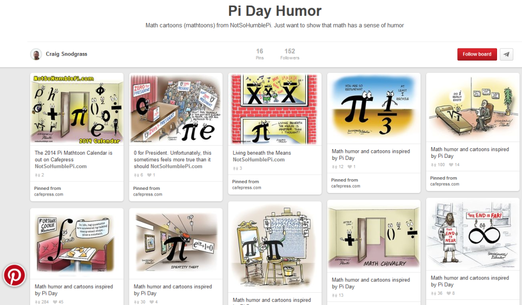pi day pinterest