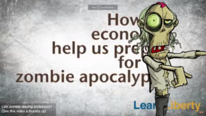 Learn Liberty and Zombies